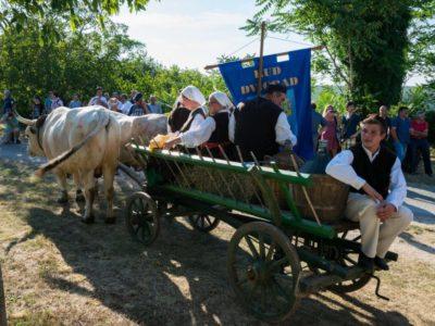 Voz s clanovima KUD-a