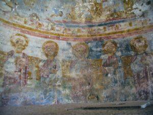 Freske sveta Agata