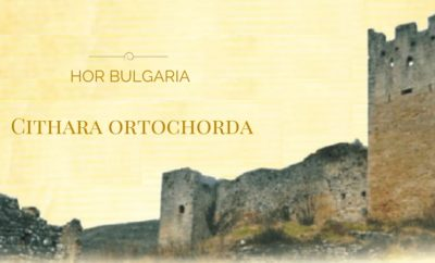 Dvigrad festival: Cithara octochorda