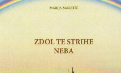 """Predstavljanje knjige """"Zdol te stihe neba"""" Marije Maretić"""