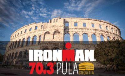 Privremena regulacija prometa tijekom utrke Ironman 70.3 Pula