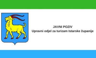 Upravni odjel za turizam IŽ: Javni poziv za dodjelu potpora turističkim manifestacijama u 2018. godini