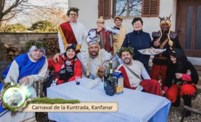 Karneval Kuntrade na kanadskoj televiziji