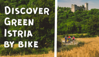 Discover green Istria by bike