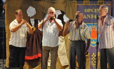 Zakantajmo istrijanske kante – 8. rujna u Baratu
