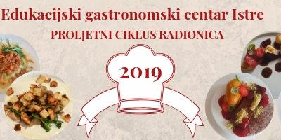 Proljetni ciklus AZRRI-jevih edukacijsko-kuharskih radionica