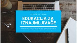 edukacija za iznajmljivače