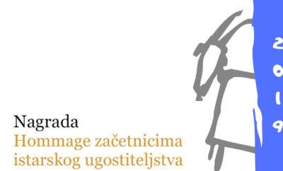 Hommage začetncima istarskog ugostiteljstva: nagrada gđi. Marčeli Matošević iz restorana Viking