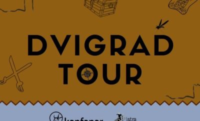 Dvigrad tour – storytelling ture magičnim Dvigradom