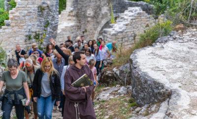 Svjetski dan turizma: Dvigrad Storytelling Tour