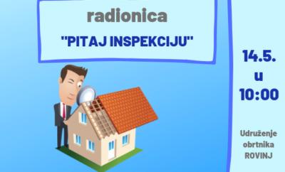 """Radionica """"Pitaj inspekciju"""""""