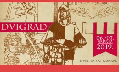 Dvegrajski samanj: srednjovjekovni vikend u Dvigradu