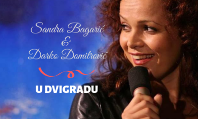 Koncert Sandre Bagarić i Darka Domitrovića u Dvigradu