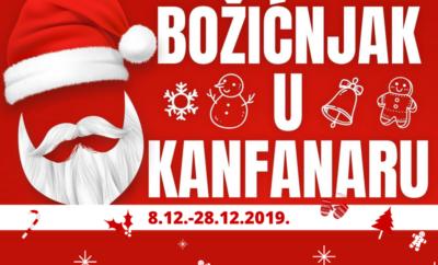 """Bogat program događanja za """"Božićnjak u Kanfanaru"""""""
