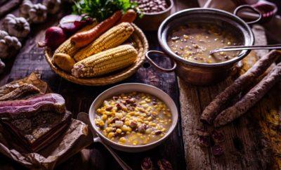 Tradizione a tavola: Jela iz pinjate