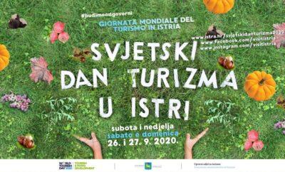 Svjetski dan turizma u Istri – 26. i 27.9.