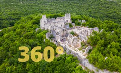 Virtualne šetnje Dvigradom i Parkom istarskog vola