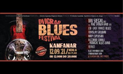 Dvigrad blues festival u nedjelju u Kanfanaru